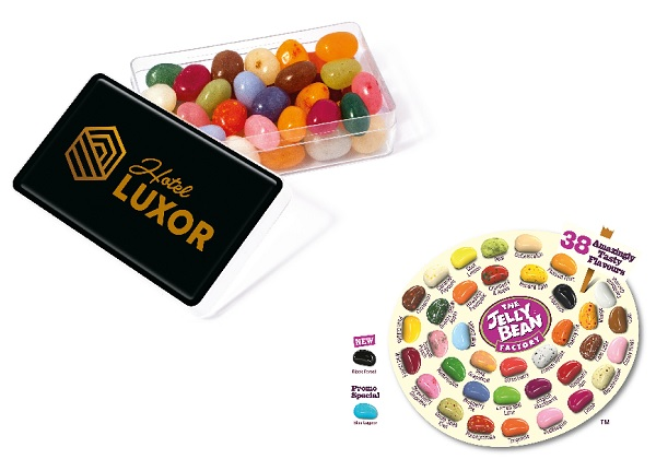 Gourmet Jelly Bean  - Maxi Rectangle
